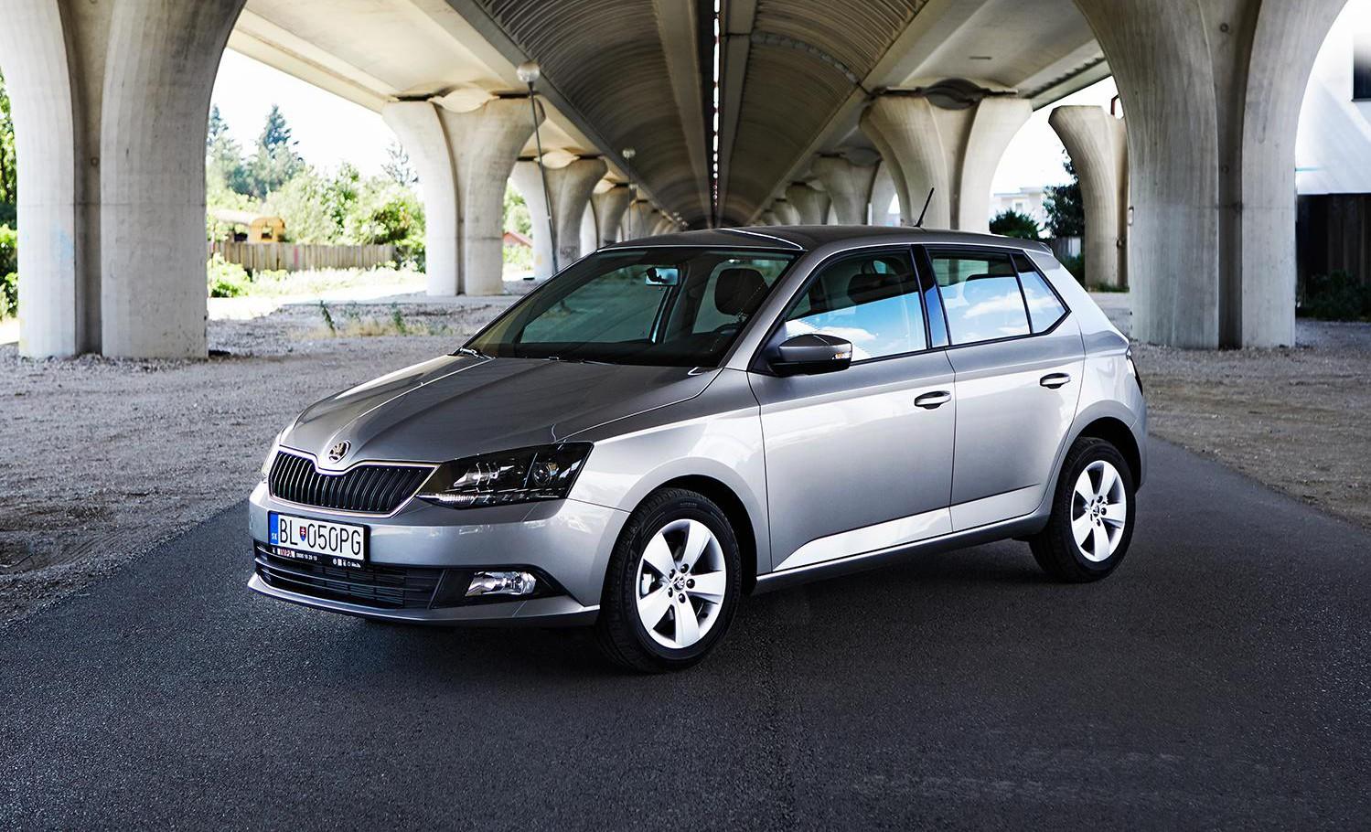 Škoda Fabia TSI