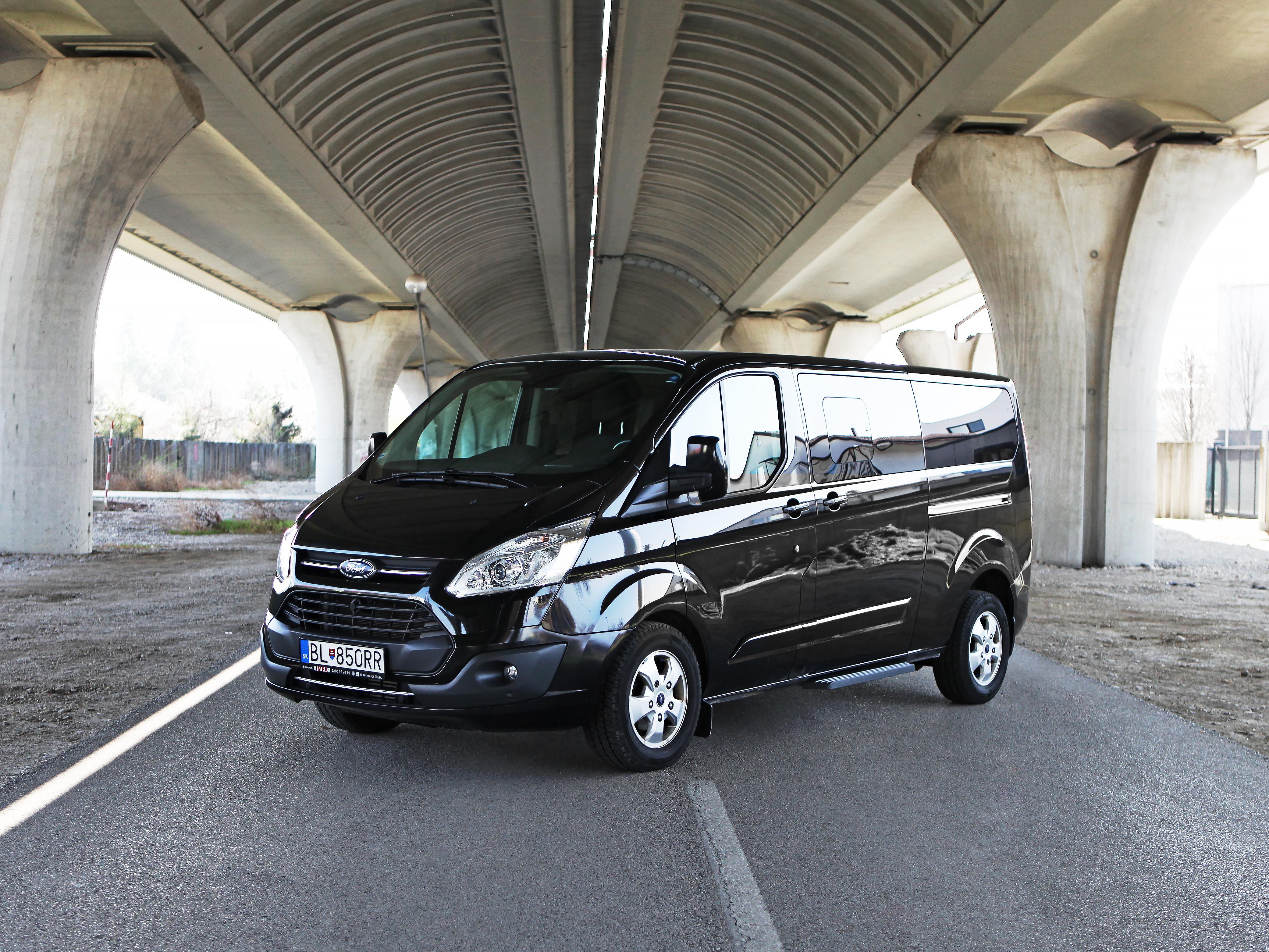Ford Tourneo EcoBlue 2.0 TDCi
